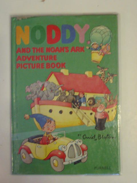 Photo of NODDY AND THE NOAH'S ARK ADVENTURE PICTURE BOOK written by Blyton, Enid published by Sampson Low, Marston & Co. Ltd., Dennis Dobson Ltd. (STOCK CODE: 658438)  for sale by Stella & Rose's Books