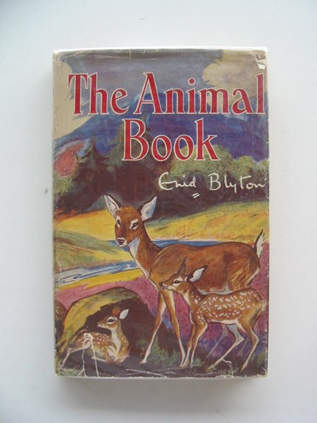 Photo of THE ANIMAL BOOK- Stock Number: 658680