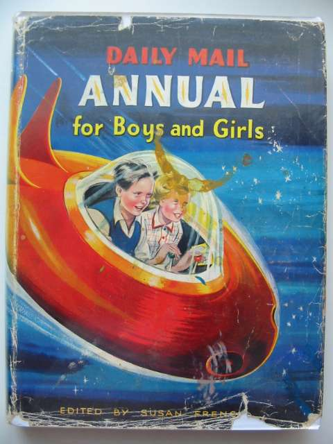Photo of DAILY MAIL ANNUAL FOR BOYS AND GIRLS- Stock Number: 659194