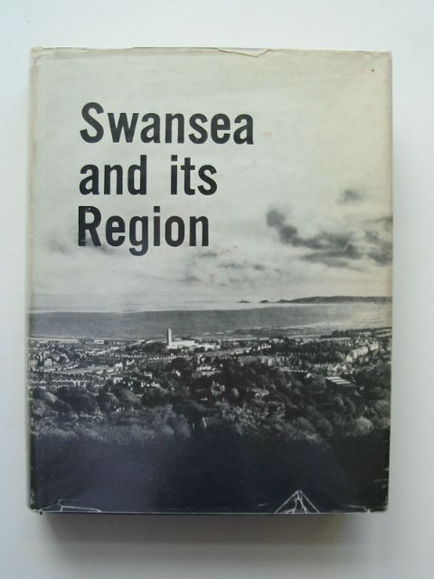 Photo of SWANSEA AND ITS REGION written by Balchin, W.G.V. published by British Association for the Advancement of Science, University of Swansea (STOCK CODE: 659939)  for sale by Stella & Rose's Books