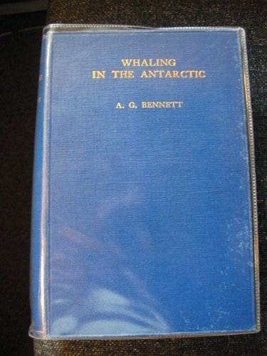 Photo of WHALING IN THE ANTARCTIC- Stock Number: 660831