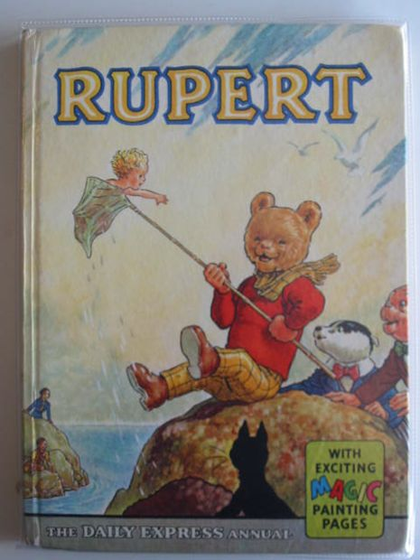 Photo of RUPERT ANNUAL 1963- Stock Number: 660977