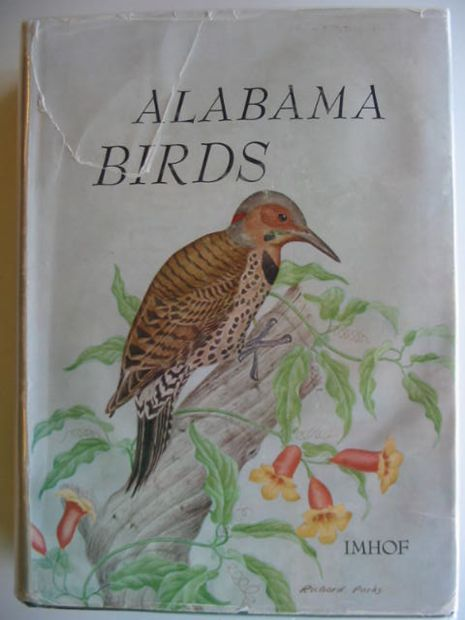 Photo of ALABAMA BIRDS written by Imhof, Thomas A. illustrated by Parks, Richard A. Hulse, David C. published by The University of Alabama Press (STOCK CODE: 661816)  for sale by Stella & Rose's Books