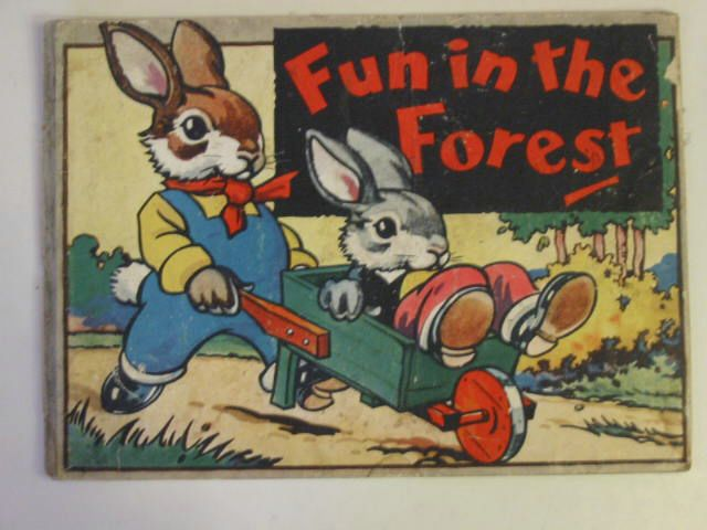 Photo of FUN IN THE FOREST- Stock Number: 661919