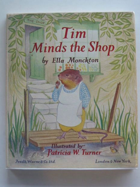 Photo of TIM MINDS THE SHOP written by Monckton, Ella illustrated by Turner, Patricia published by Frederick Warne & Co Ltd. (STOCK CODE: 662485)  for sale by Stella & Rose's Books