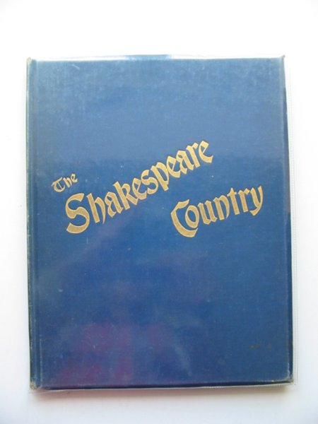 Photo of THE SHAKESPEARE COUNTRY written by Leyland, John published by Country Life (STOCK CODE: 662677)  for sale by Stella & Rose's Books