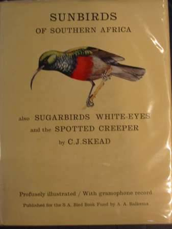Photo of THE SUNBIRDS OF SOUTHERN AFRICA written by Skead, C.J.<br />Niven, Cecily M.<br />et al,  illustrated by Perry, John published by South Africa Bird Book Fund (STOCK CODE: 663771)  for sale by Stella & Rose's Books