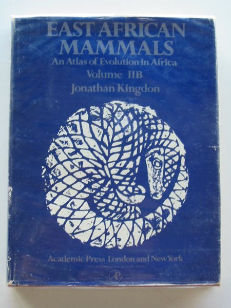 Photo of EAST AFRICAN MAMMALS VOLUME II PART B written by Kingdon, Jonathan illustrated by Kingdon, Jonathan published by Academic Press (STOCK CODE: 664009)  for sale by Stella & Rose's Books