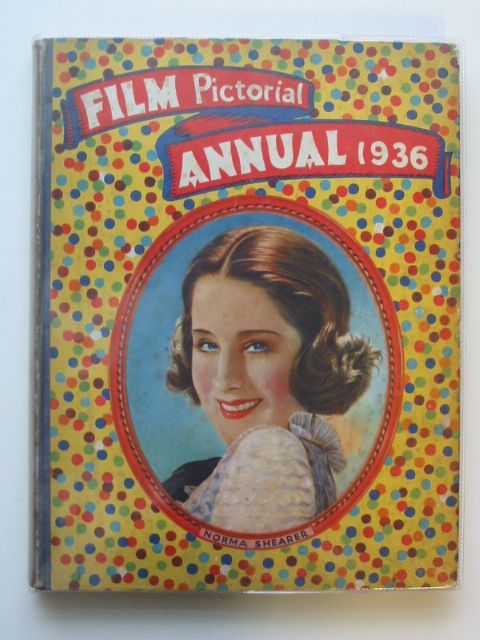 Photo of FILM PICTORIAL ANNUAL 1936- Stock Number: 664314