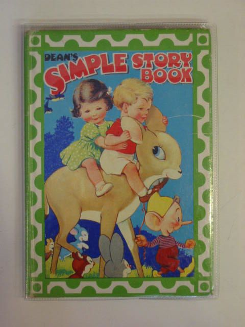 Photo of SIMPLE STORY BOOK- Stock Number: 664420