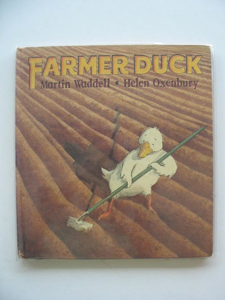 Photo of FARMER DUCK written by Waddell, Martin illustrated by Oxenbury, Helen published by Walker Books (STOCK CODE: 665896)  for sale by Stella & Rose's Books