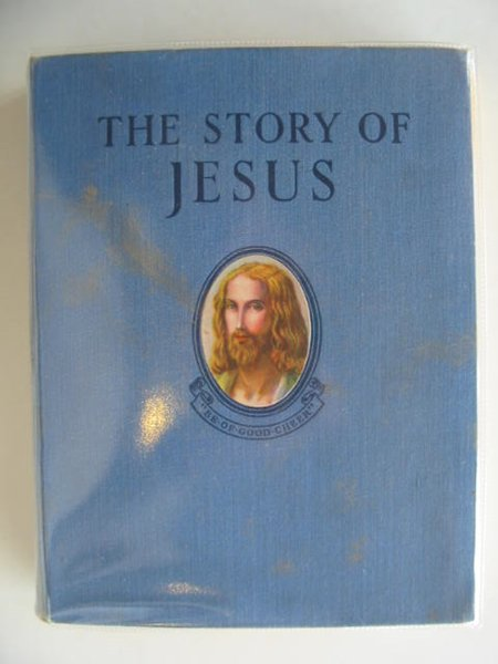 Photo of THE STORY OF JESUS written by Giraud, S. Louis illustrated by Watts, Eileen M. published by Strand Publications (STOCK CODE: 666358)  for sale by Stella & Rose's Books