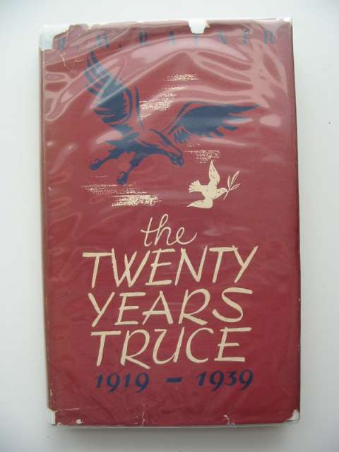 Photo of THE TWENTY YEARS' TRUCE 1919-1939 written by Rayner, Robert M. published by Longmans, Green & Co. (STOCK CODE: 668970)  for sale by Stella & Rose's Books