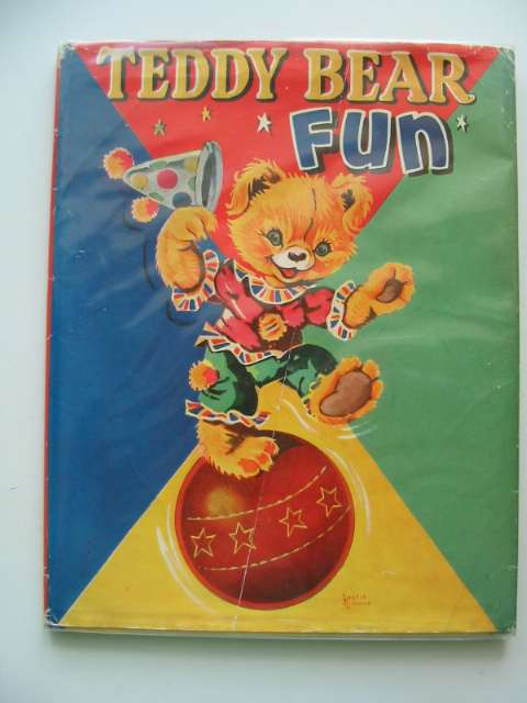 Photo of TEDDY BEAR FUN illustrated by Michman, Justin published by Collins (STOCK CODE: 669676)  for sale by Stella & Rose's Books