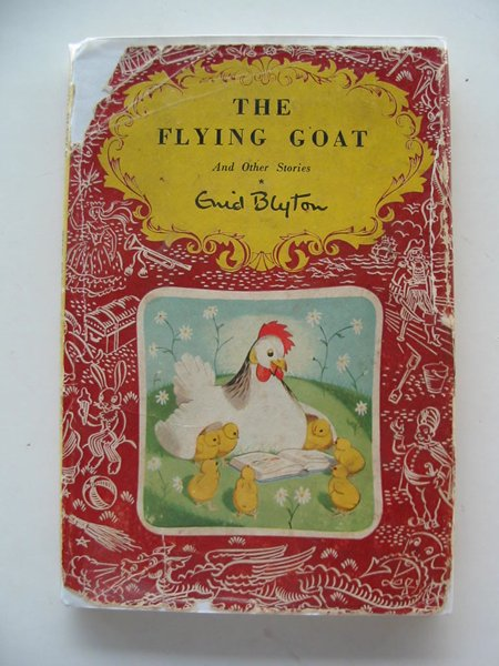 Photo of THE FLYING GOAT written by Blyton, Enid illustrated by Davie, E.H. published by Pitkin (STOCK CODE: 669682)  for sale by Stella & Rose's Books