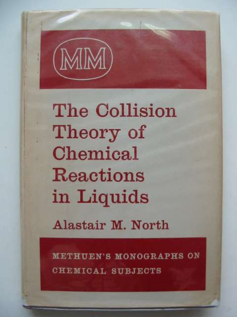Photo of THE COLLISION THEORY OF CHEMICAL REACTIONS IN LIQUIDS- Stock Number: 671040