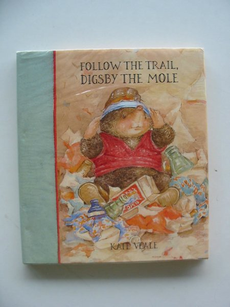 Photo of FOLLOW THE TRAIL, DIGSBY THE MOLE- Stock Number: 671132
