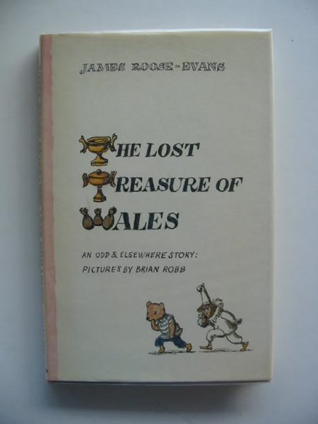 Photo of THE LOST TREASURE OF WALES written by Roose-Evans, James illustrated by Robb, Brian published by Andre Deutsch (STOCK CODE: 672974)  for sale by Stella & Rose's Books