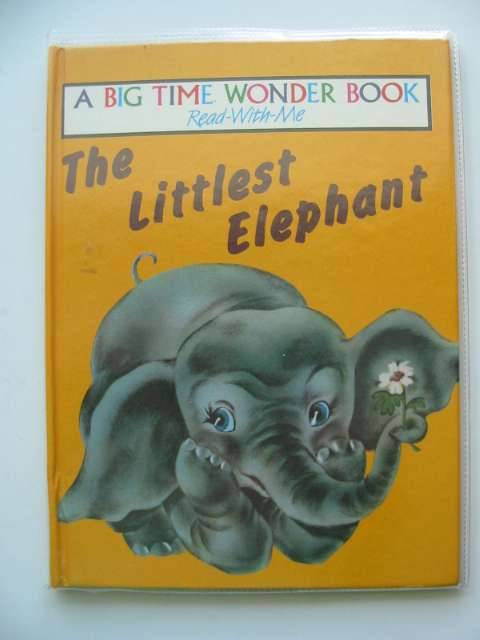 Photo of THE LITTLEST ELEPHANT illustrated by Kippy,  published by Peter Haddock (STOCK CODE: 673047)  for sale by Stella & Rose's Books