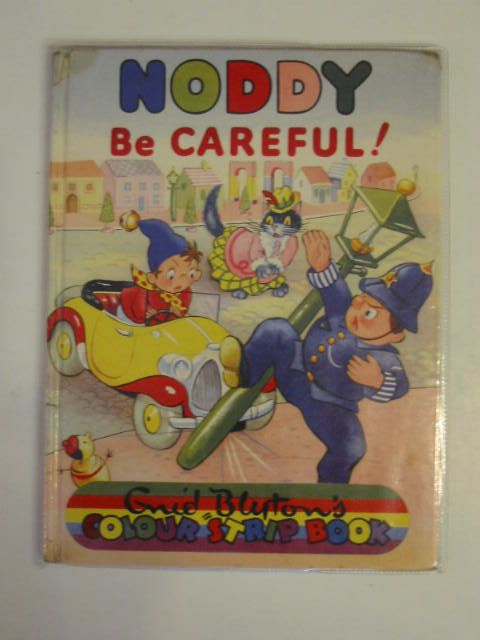 Photo of NODDY BE CAREFUL!- Stock Number: 674764