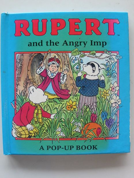 Photo of RUPERT AND THE ANGRY IMP- Stock Number: 674831