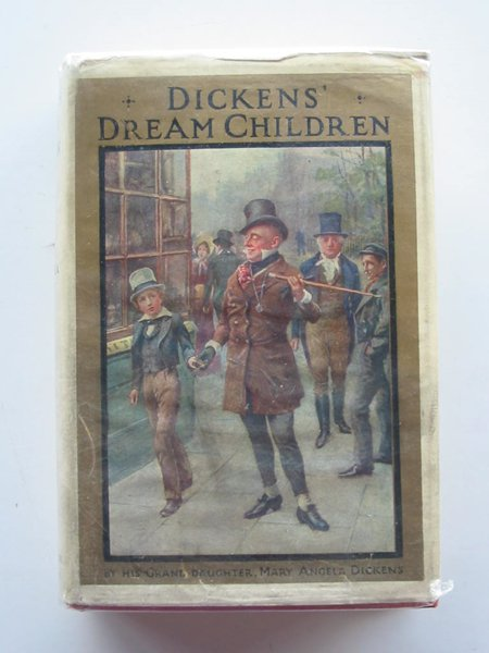 Photo of DICKENS' DREAM CHILDREN written by Dickens, Mary Angela<br />et al,  illustrated by Copping, Harold<br />et al.,  published by Raphael Tuck &amp; Sons Ltd. (STOCK CODE: 675939)  for sale by Stella & Rose's Books