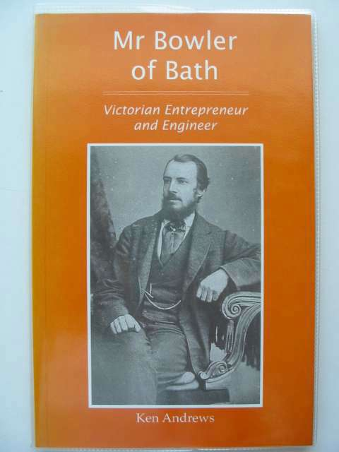 Photo of MR BOWLER OF BATH written by Andrews, Ken (STOCK CODE: 677204)  for sale by Stella & Rose's Books