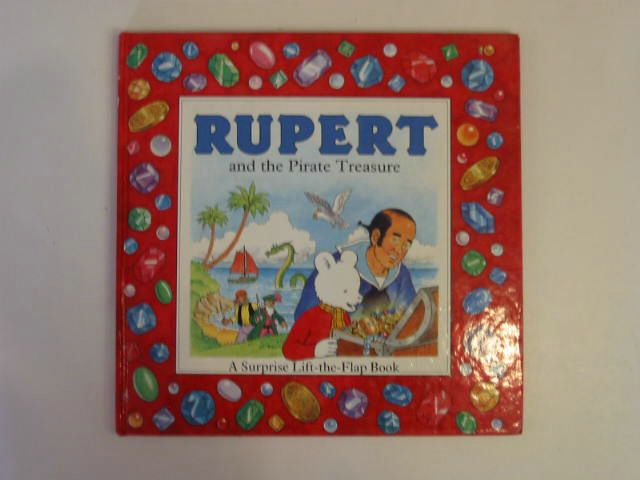 Photo of RUPERT AND THE PIRATE TREASURE published by Express Newspapers Ltd. (STOCK CODE: 677523)  for sale by Stella & Rose's Books