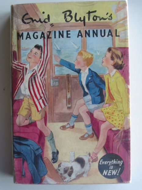 Photo of ENID BLYTON'S MAGAZINE ANNUAL No. 3 written by Blyton, Enid published by Evans Brothers Limited (STOCK CODE: 679207)  for sale by Stella & Rose's Books