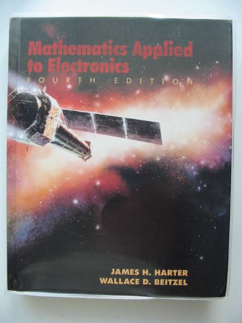 Photo of MATHEMATICS APPLIED TO ELECTRONICS written by Harter, James H. Beitzel, Wallace D. published by Prentice-Hall (STOCK CODE: 680777)  for sale by Stella & Rose's Books