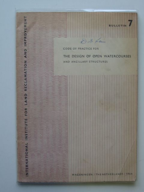 Photo of CODE OF PRACTICE FOR THE DESIGN OF OPEN WATERCOURSES AND ANCILLARY STRUCTURES- Stock Number: 681540