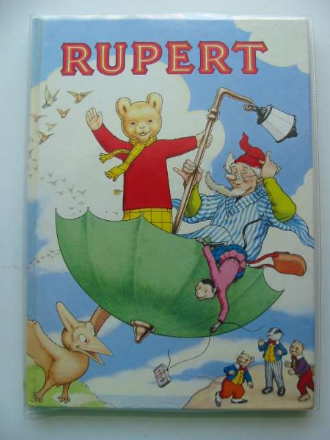 Photo of RUPERT ANNUAL 1988 illustrated by Harrold, John published by Express Newspapers Ltd. (STOCK CODE: 681795)  for sale by Stella & Rose's Books