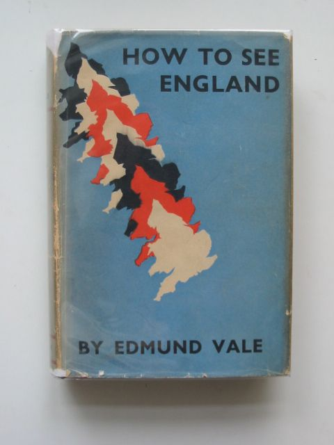 Photo of HOW TO SEE ENGLAND written by Vale, Edmund illustrated by Vale, Ruth published by Methuen & Co. Ltd. (STOCK CODE: 683426)  for sale by Stella & Rose's Books