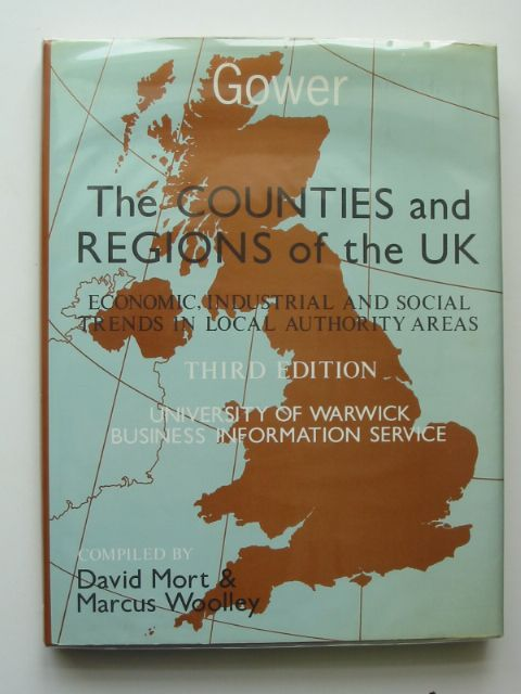 Photo of THE COUNTIES AND REGIONS OF THE UK written by Mort, David Woolley, Marcus published by Gower (STOCK CODE: 683546)  for sale by Stella & Rose's Books