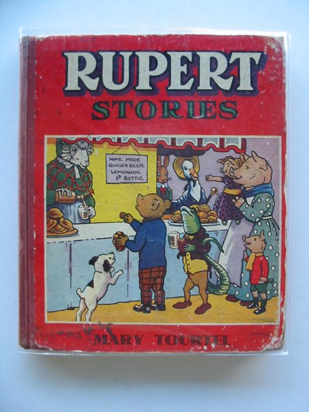 Photo of RUPERT STORIES written by Tourtel, Mary published by Sampson Low, Marston & Co. (STOCK CODE: 684074)  for sale by Stella & Rose's Books