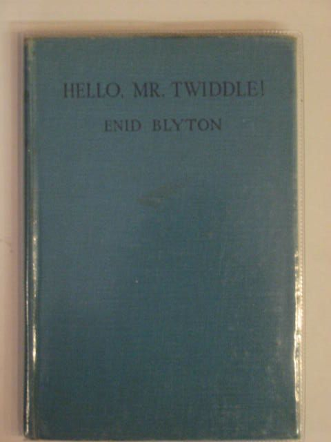 Photo of HELLO, MR. TWIDDLE!- Stock Number: 684158
