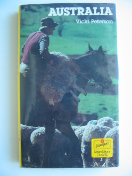Photo of AUSTRALIA written by Peterson, Vicki published by Cassell (STOCK CODE: 686683)  for sale by Stella & Rose's Books