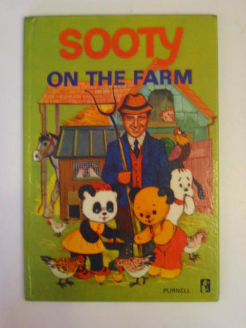 Photo of SOOTY ON THE FARM written by Corbett, Harry published by Purnell (STOCK CODE: 688981)  for sale by Stella & Rose's Books