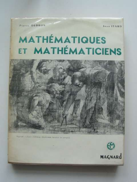 Photo of MATHEMATIQUES ET MATHEMATICIENS written by Dedron, Pierre published by Magnard (STOCK CODE: 689174)  for sale by Stella & Rose's Books