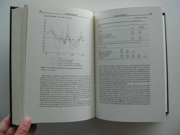 Photo of DEBT AND DEFICITS written by Kaounides, Lakis C. Wood, Geoffrey E. published by Edward Elgar (STOCK CODE: 689777)  for sale by Stella & Rose's Books