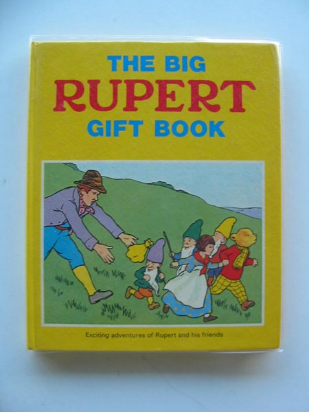 Photo of THE BIG RUPERT GIFT BOOK- Stock Number: 690037