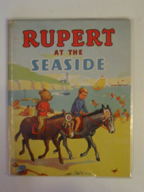 Photo of RUPERT AT THE SEASIDE- Stock Number: 690038