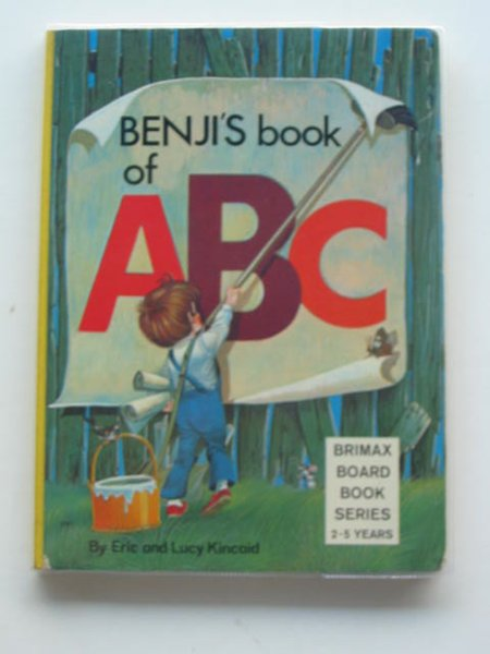 Photo of BENJI'S BOOK OF ABC- Stock Number: 690167