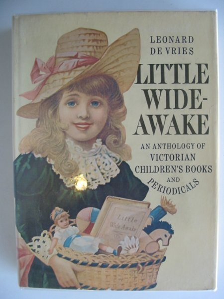 Photo of LITTLE WIDE-AWAKE written by De Vries, Leonard published by Arthur Barker Ltd. (STOCK CODE: 690422)  for sale by Stella & Rose's Books