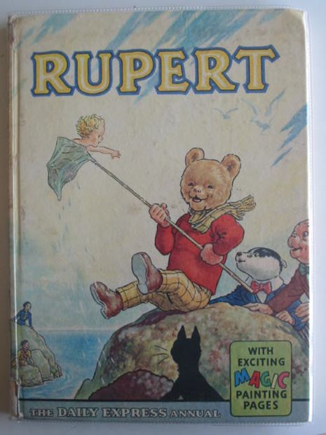 Photo of RUPERT ANNUAL 1963- Stock Number: 692321