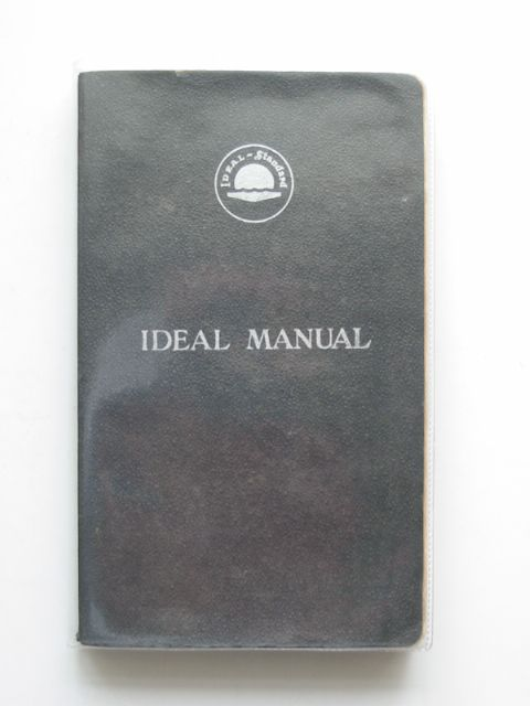 Photo of IDEAL MANUAL- Stock Number: 693431