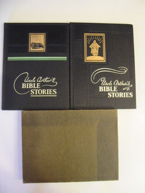 Photo of UNCLE ARTHUR'S BIBLE STORIES (VOLUME I & II) written by Maxwell, Arthur S. published by The Stanborough Press Ltd. (STOCK CODE: 693632)  for sale by Stella & Rose's Books
