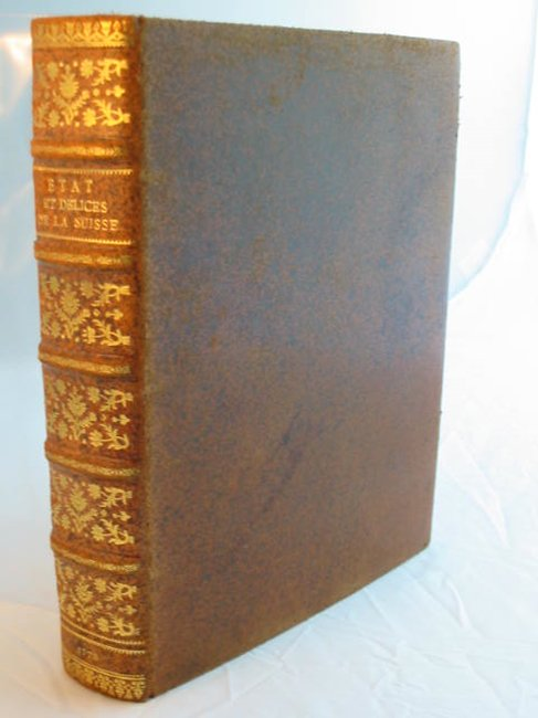 Photo of ETAT ET DELICES DE LA SUISSE published by Samuel Fauche (STOCK CODE: 693767)  for sale by Stella & Rose's Books