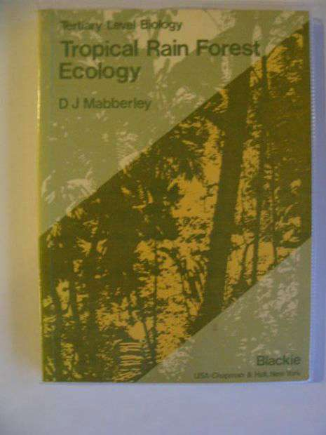 Photo of TROPICAL RAIN FOREST ECOLOGY- Stock Number: 695075