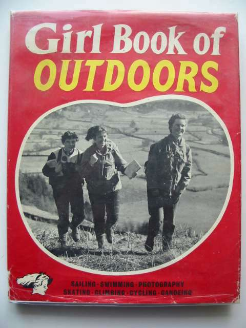 Photo of GIRL BOOK OF OUTDOORS- Stock Number: 696856